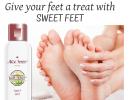 Sweet Feet Ad