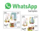 WhatsApp ad